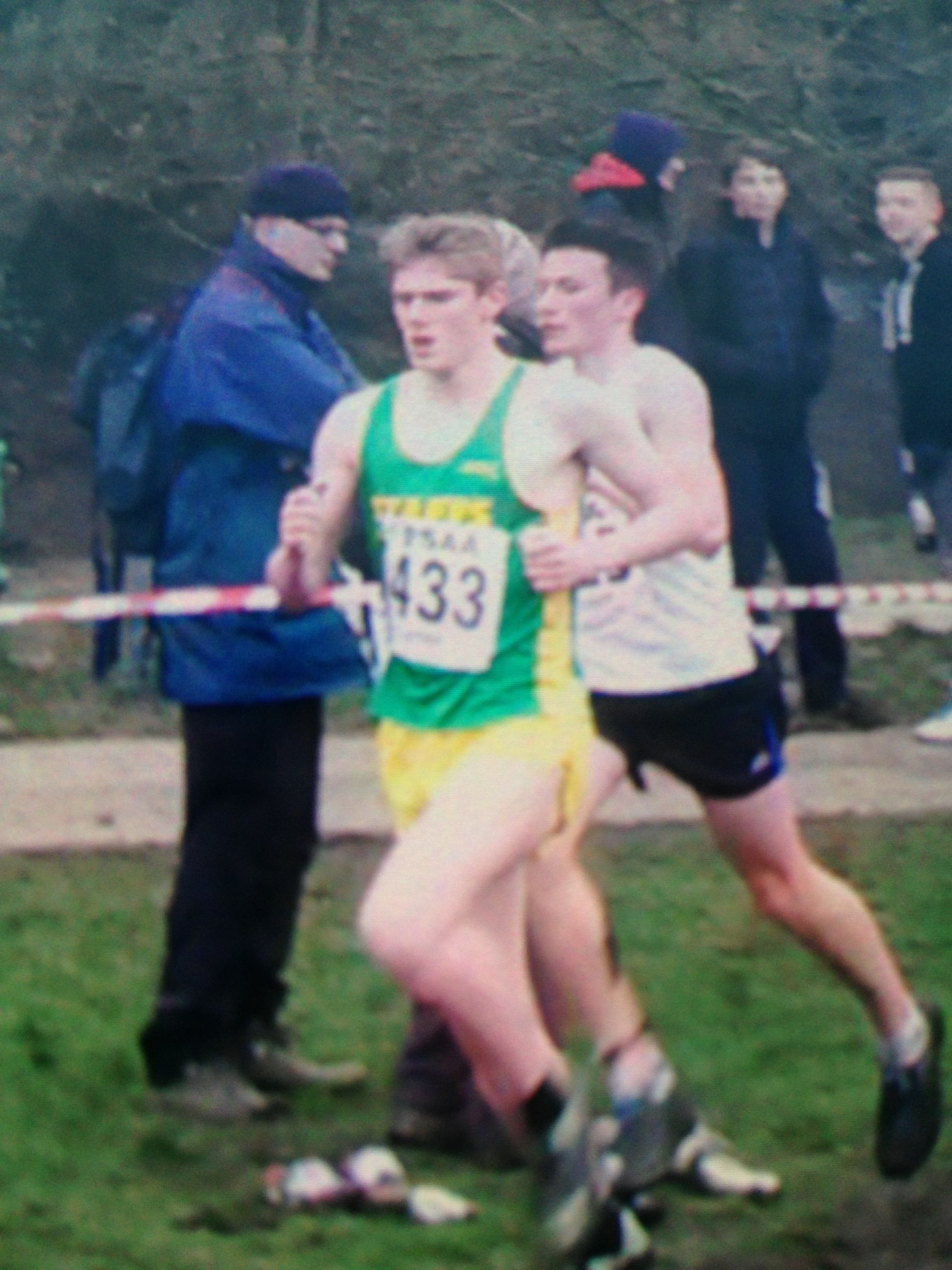 ENGLISH SCHOOLS CROSS COUNTRY CHAMPIONSHIPS 14/3/2015