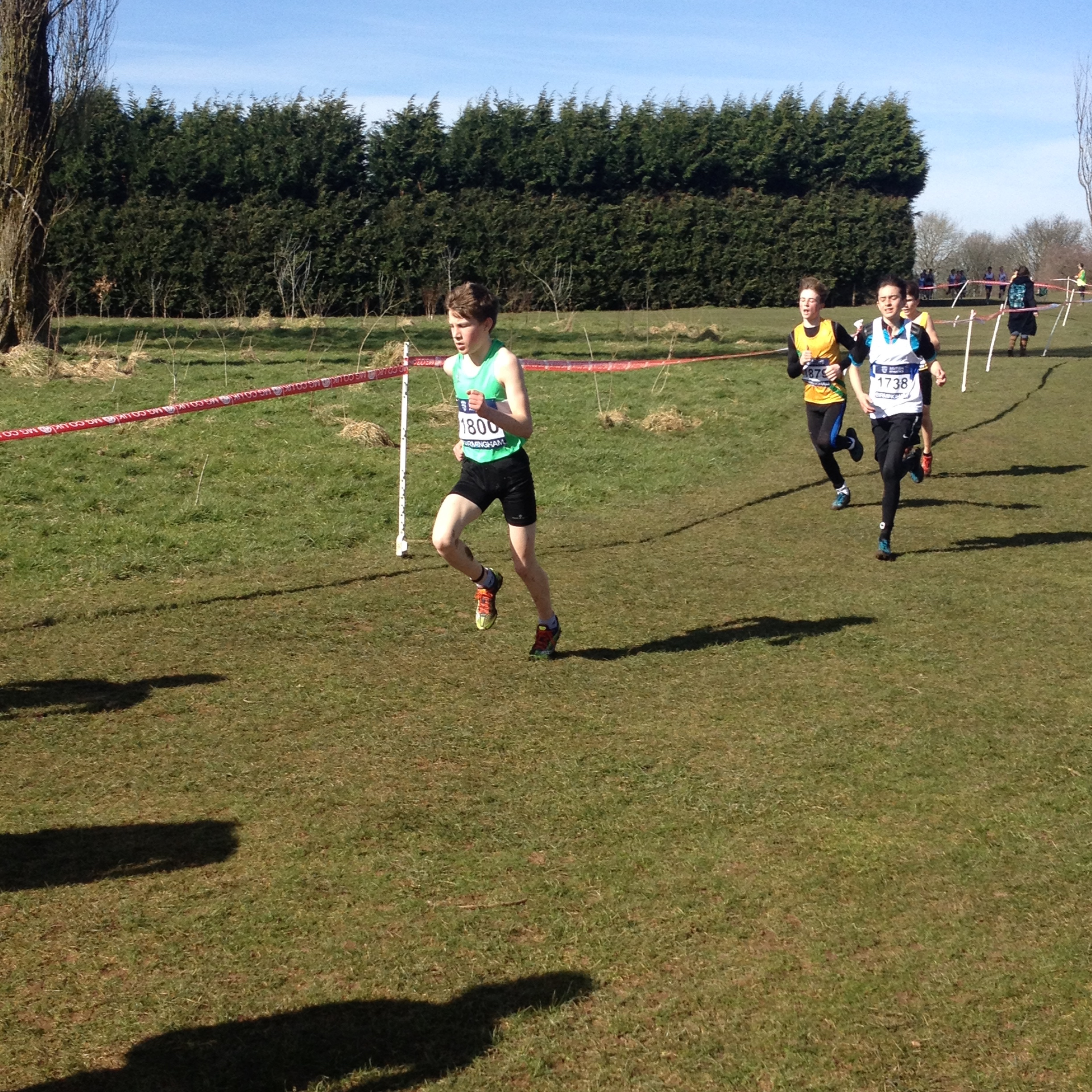 Intercounties Cross Country Championships