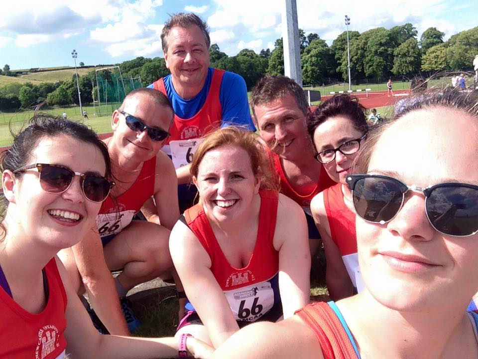 Midlands Track and Field League – 4/7/2015