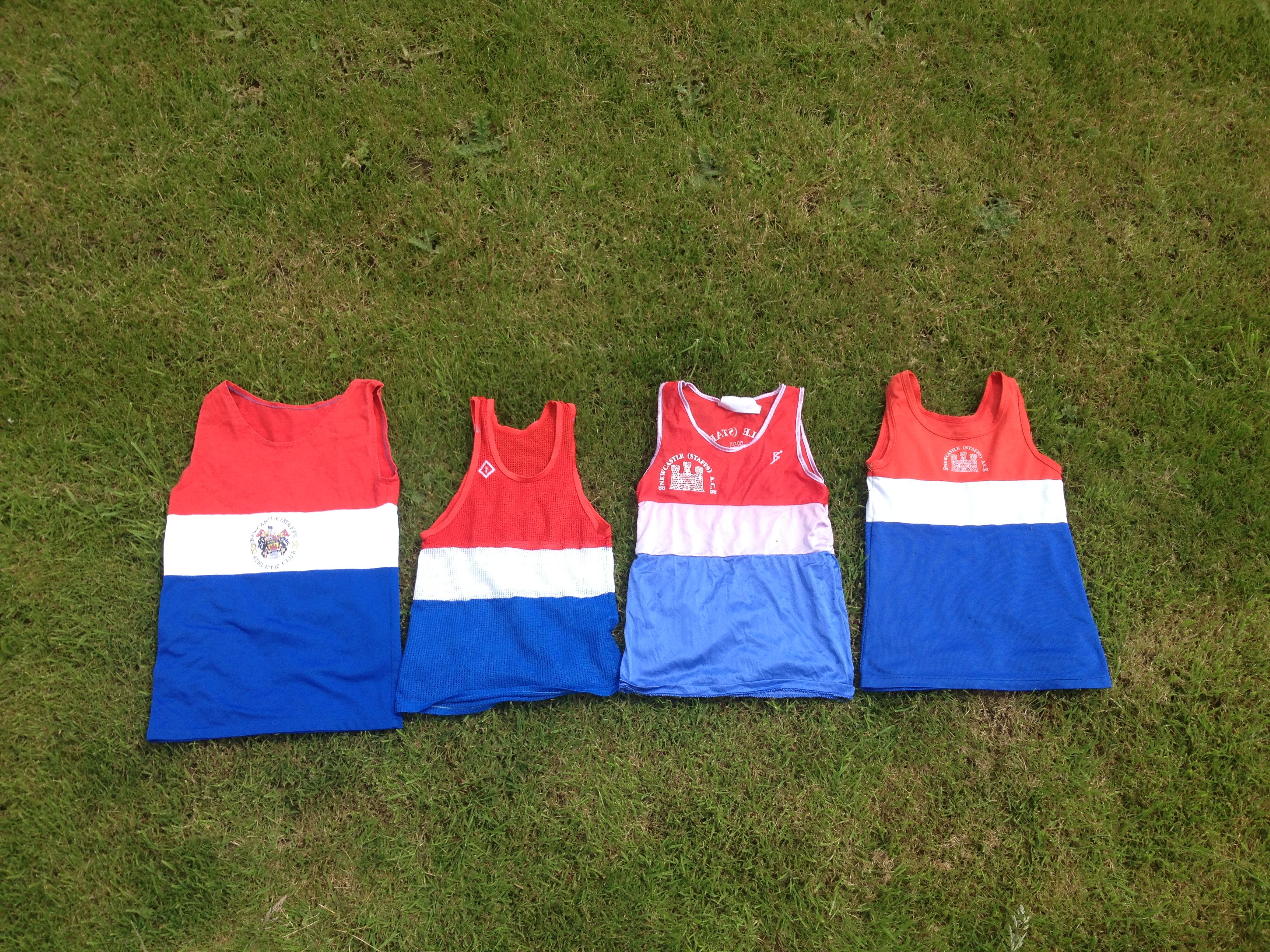 Can you help? Club Vests