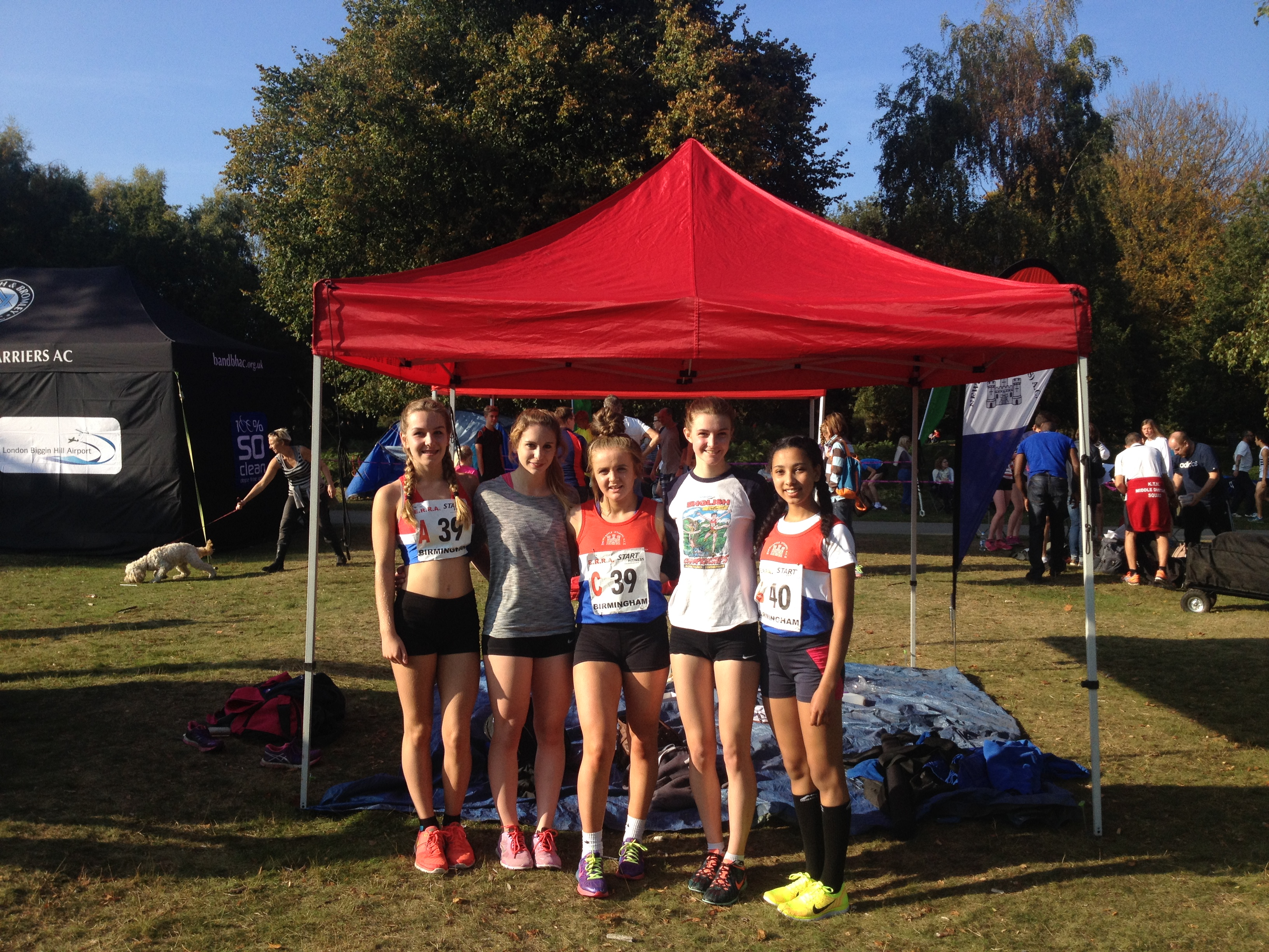 National Young Athletes Road Relays – 4/10/2105