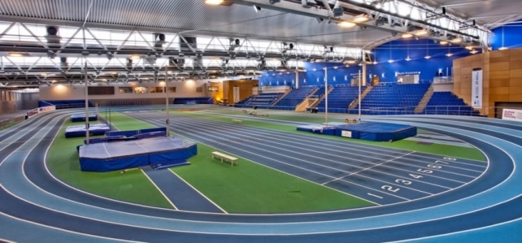 Sale Harriers Open Series Indoor at Sportcity – 10/1/2016