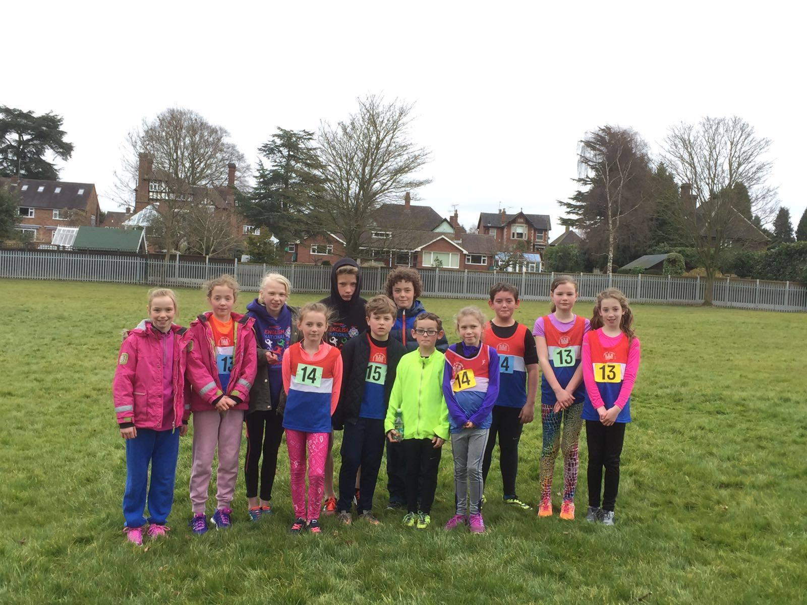 SSAN 4 x 1 Mile Relays 19/3/2016