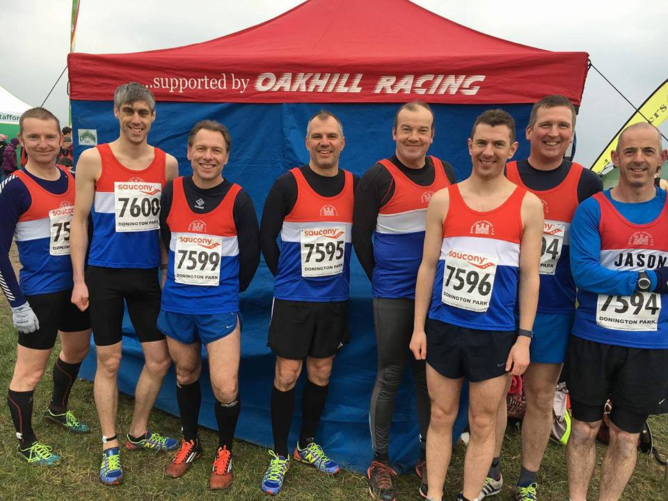 National Cross Country Champs, Donington