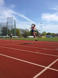 Sophie - 400m Hurdles