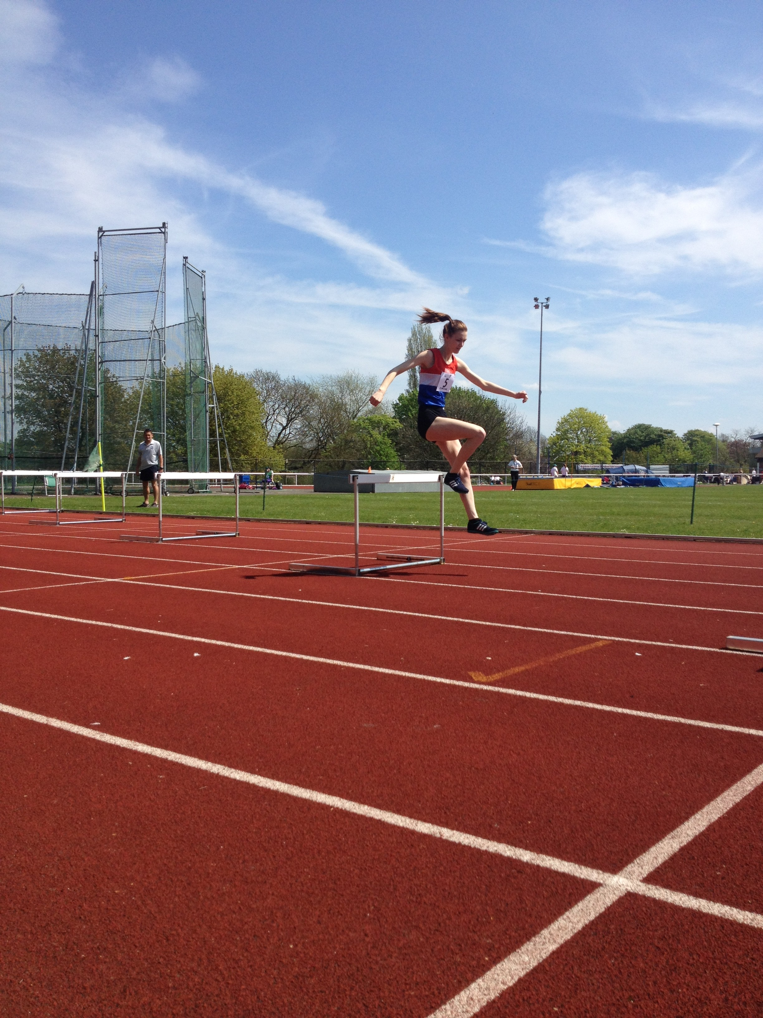 Midland League Track and Field Division 6 – 8/5/2016