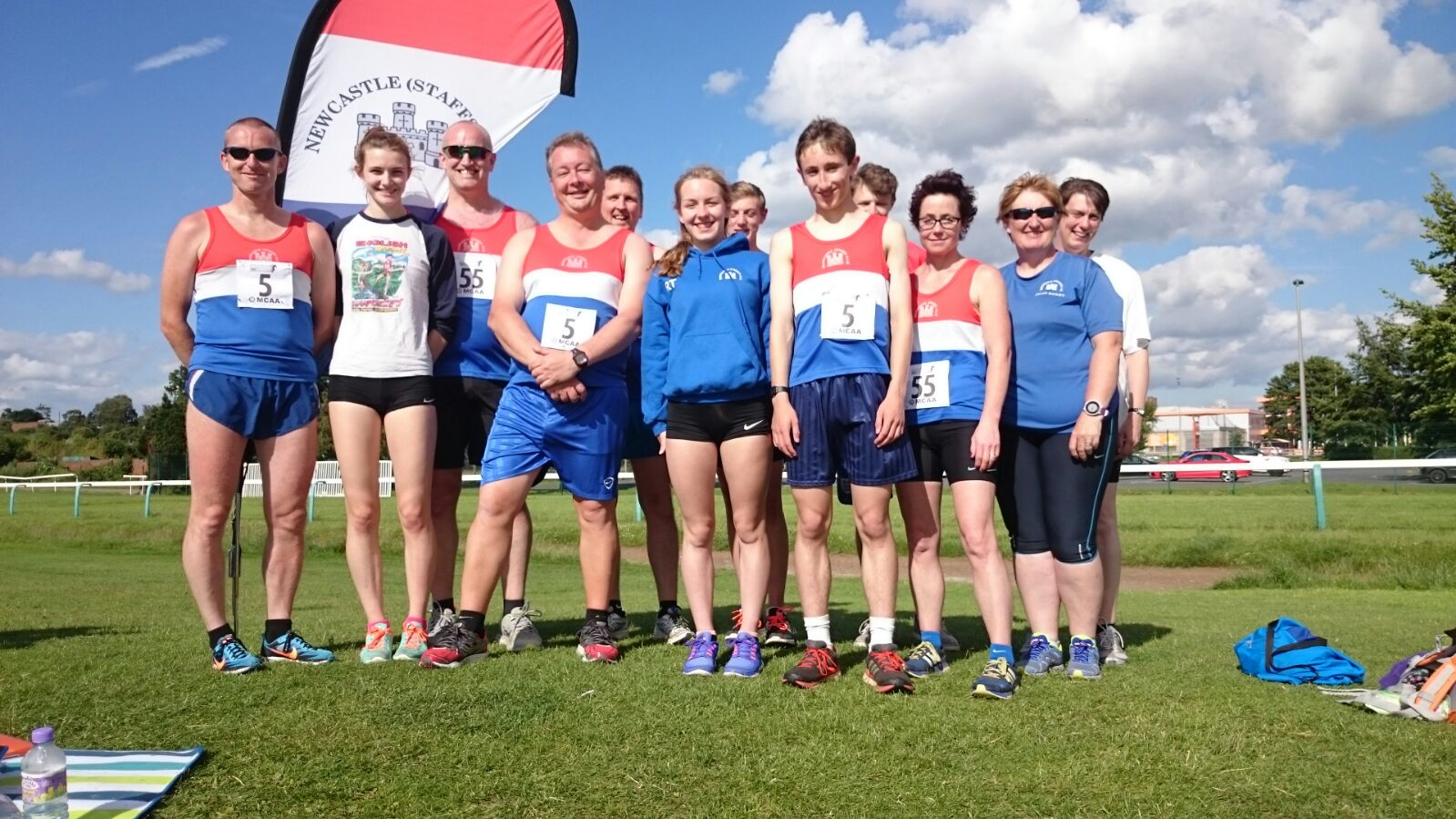 Midland Track & Field League at Hereford – 3/7/2016