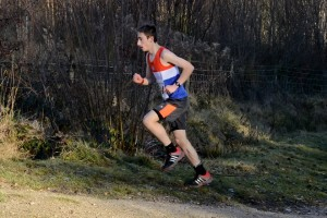 Jacob - 1st U/16 at the Dales Dash