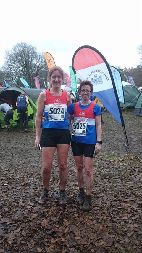 National Cross Country Championships at Wollaton Park, Nottingham 25/2/2017