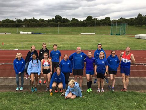 Midlands Track and Field League Fixture 4 – 6/8/2017
