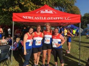 Newcastle (Staffs) AC B Team