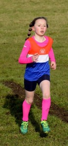 Ruby - 9th in the U/11's