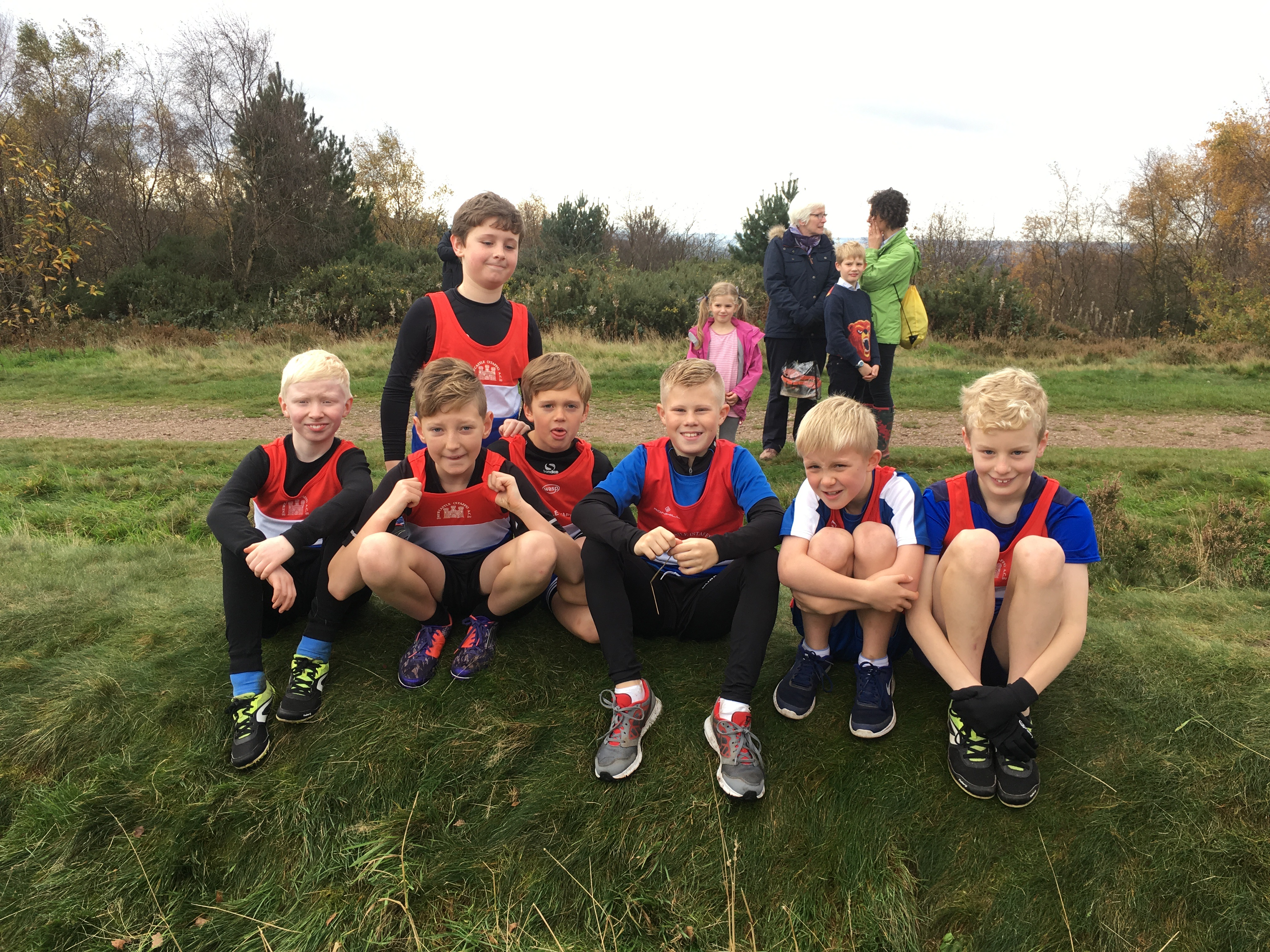 North Staffs Cross Country League – Fixture 2 @ Parkhall – 28/10/17
