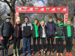 Our Staffs Representatives - Lauren, Grace, Jacob, Nadine, Lizzie, Lewis, Elliot and Misha