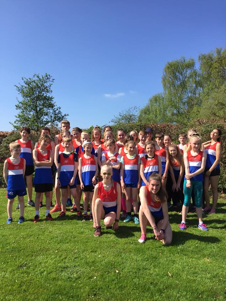 Heart of England Track and Field League – 5/5/2018