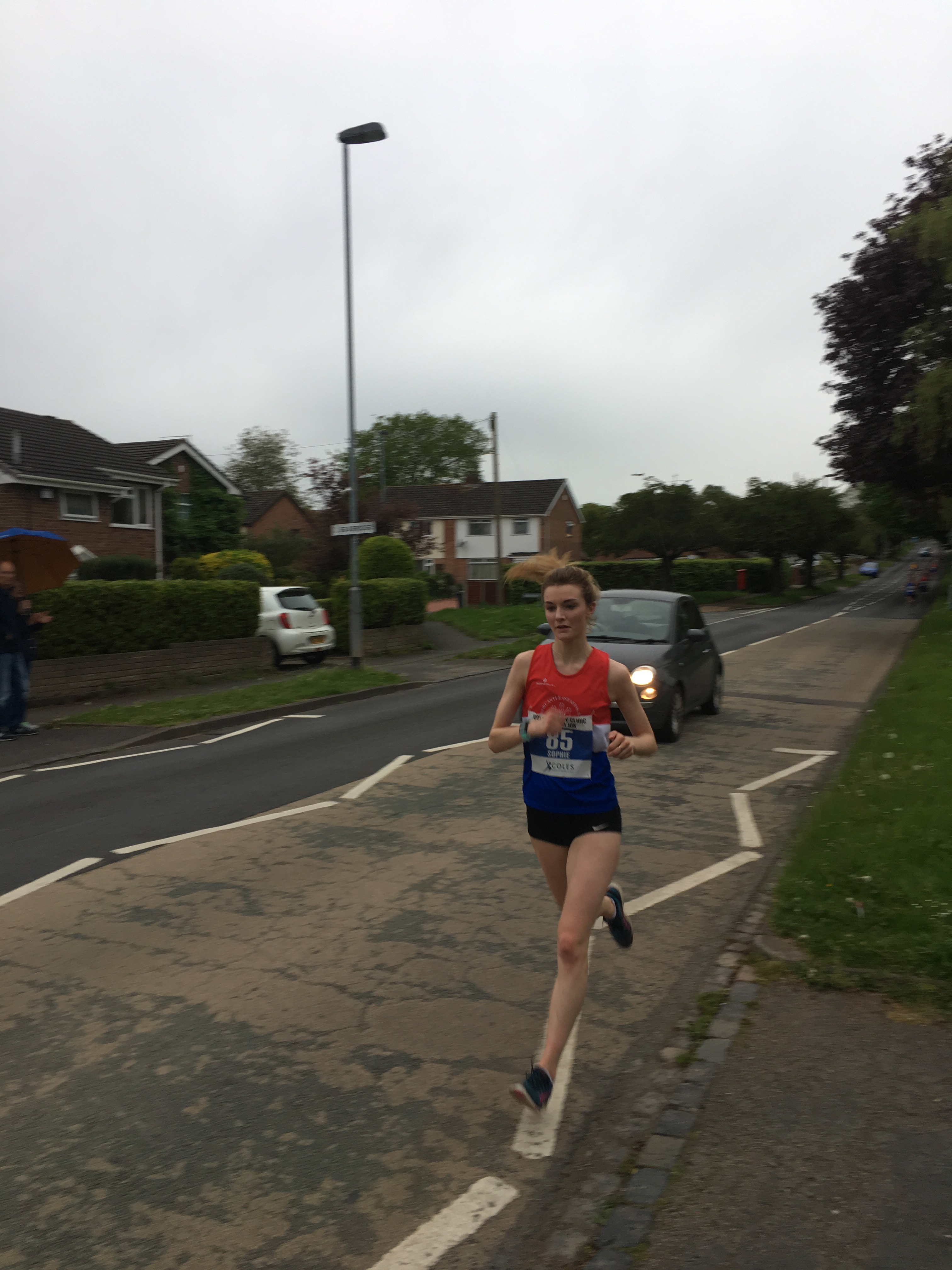 Staffordshire Championships at the Coles Clayton 10km – 9th May 2018