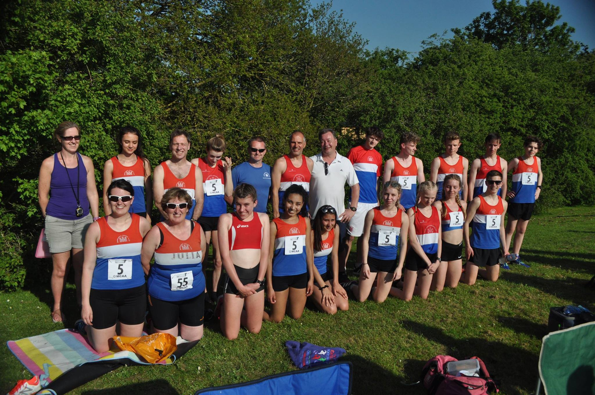 Midland Track & Field League Fixture 1 – 6/5/2018