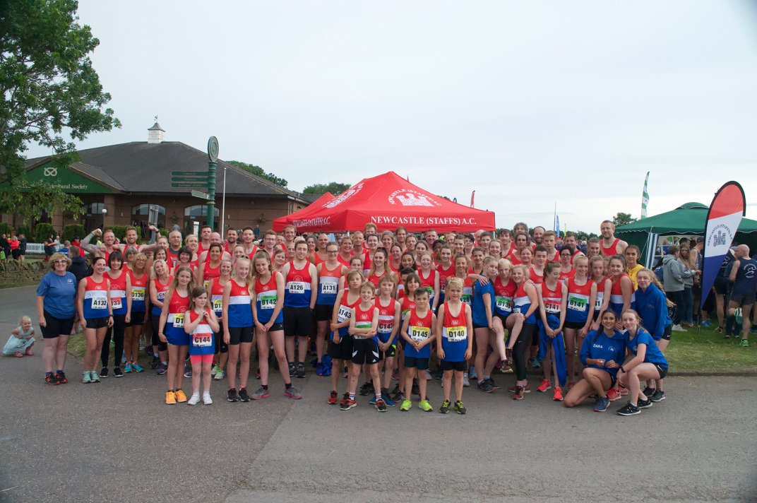 Showground Relays 13th June 2018