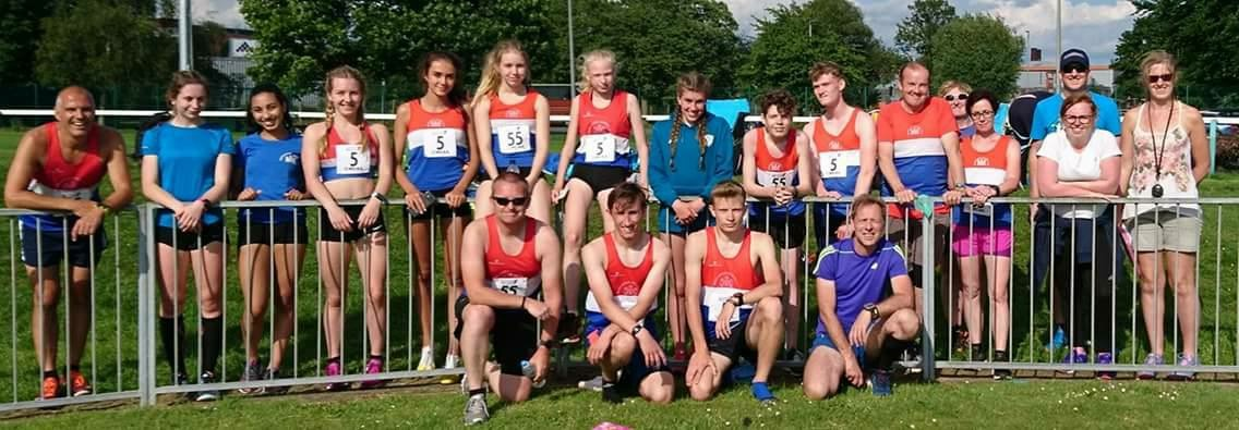 Midlands Track and Field League 2nd June 2018 @ Hereford
