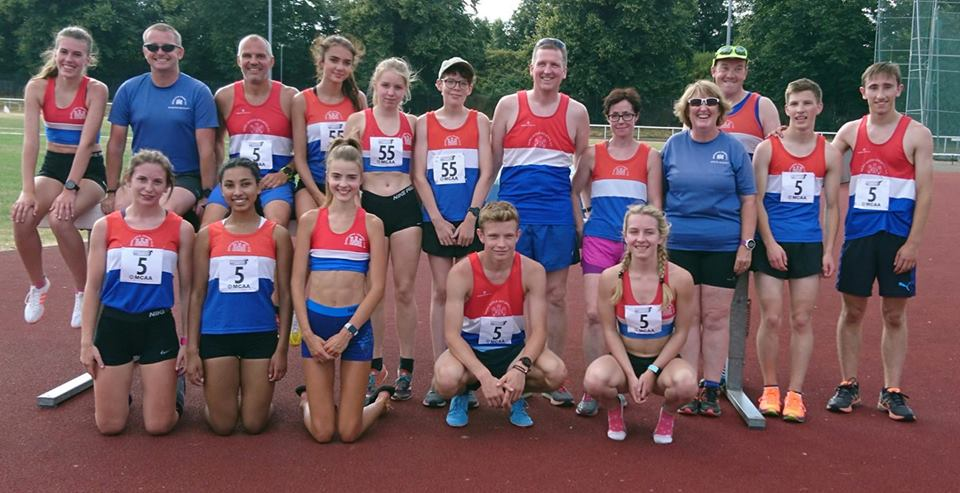 Midlands Track & Field League Fixture 3 – 7/7/2018