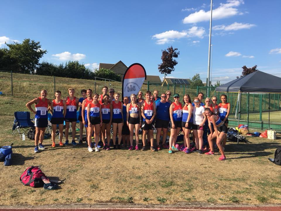Midlands Track & Field League Division 6 Champions 2018! – 5/8/2018