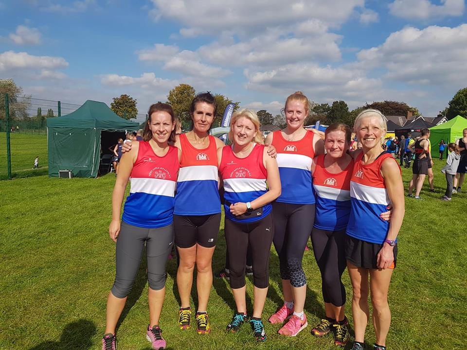 Cross Country is Back! – NSCCL fixture 1 at Winsford 29/9/2018