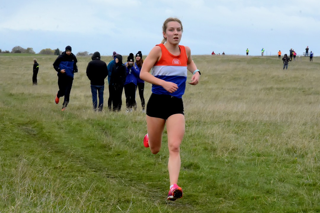 N. Staffs Cross Country League race 2 @ Stafford Common – 27/10/2018