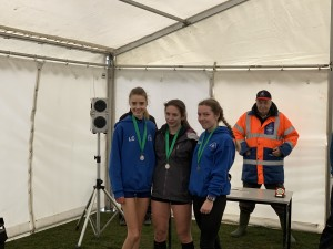 U/20 Women - Individual and Team Silver