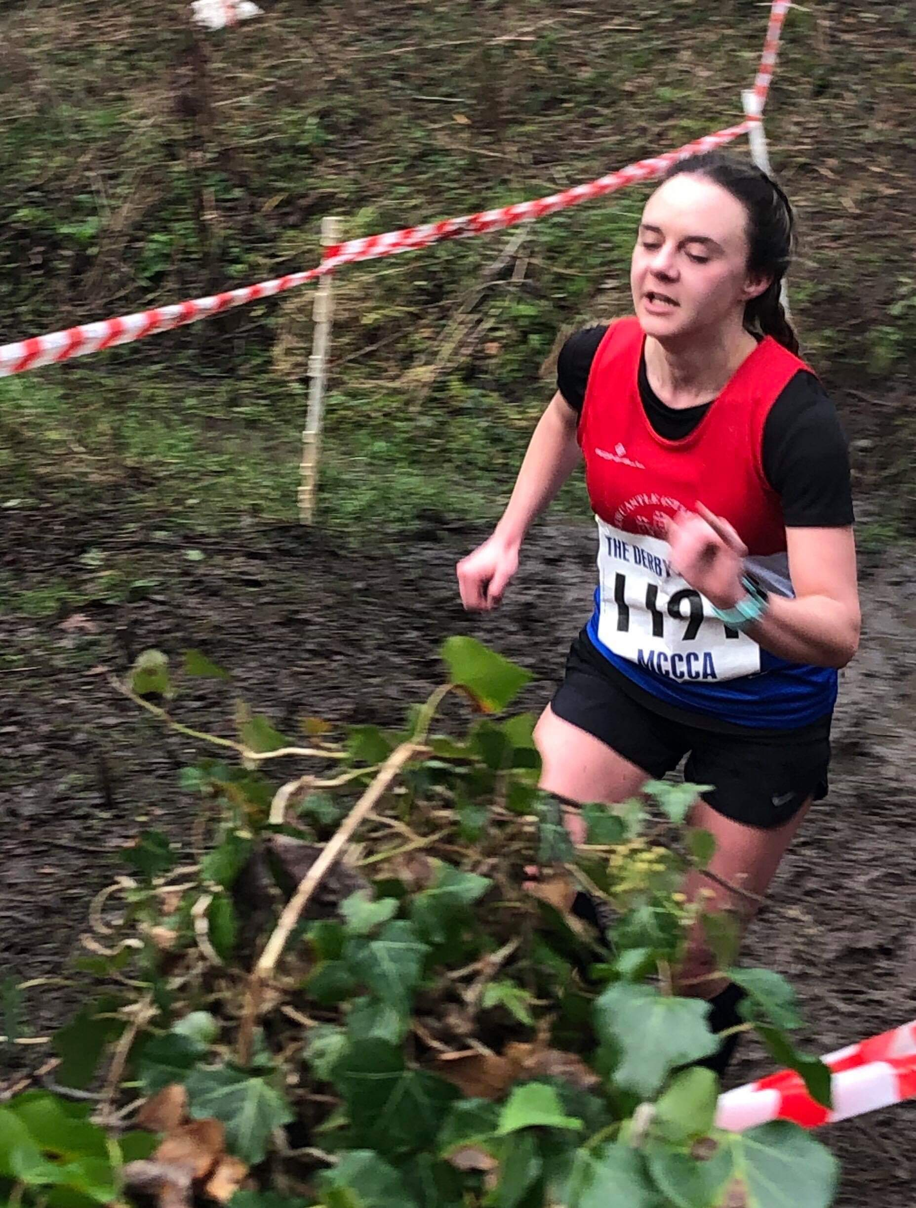 Midlands XC Championships 2019 at Newbold Comwyn, Leamington Spa.