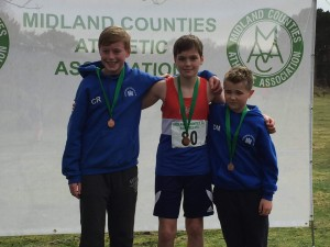Team Bronze - Charlie, Joe & Dylan