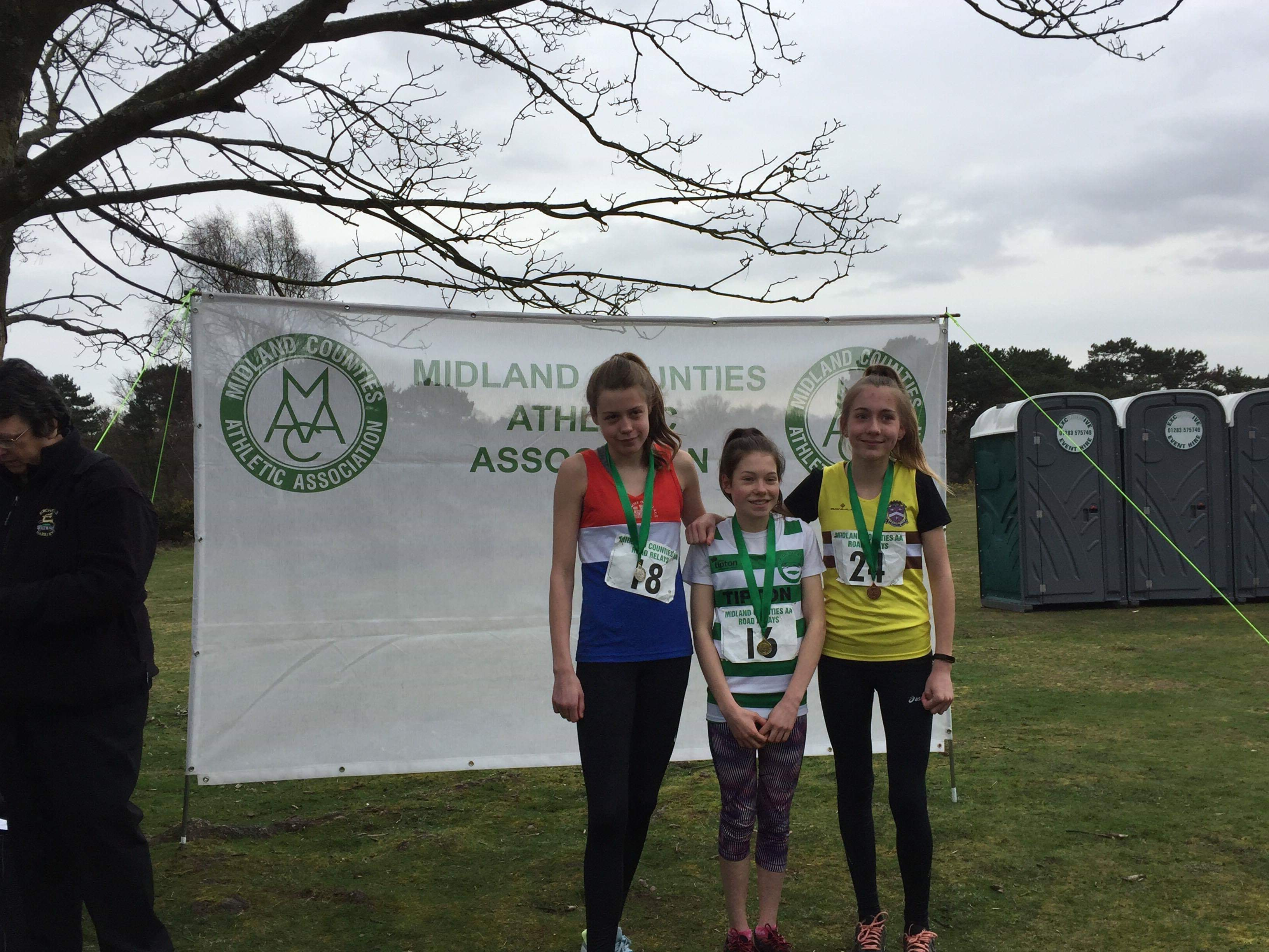 Midlands 5km Road Championships – 23/3/2019