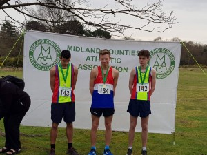 Lewis - Midlands 5km Champion 2019