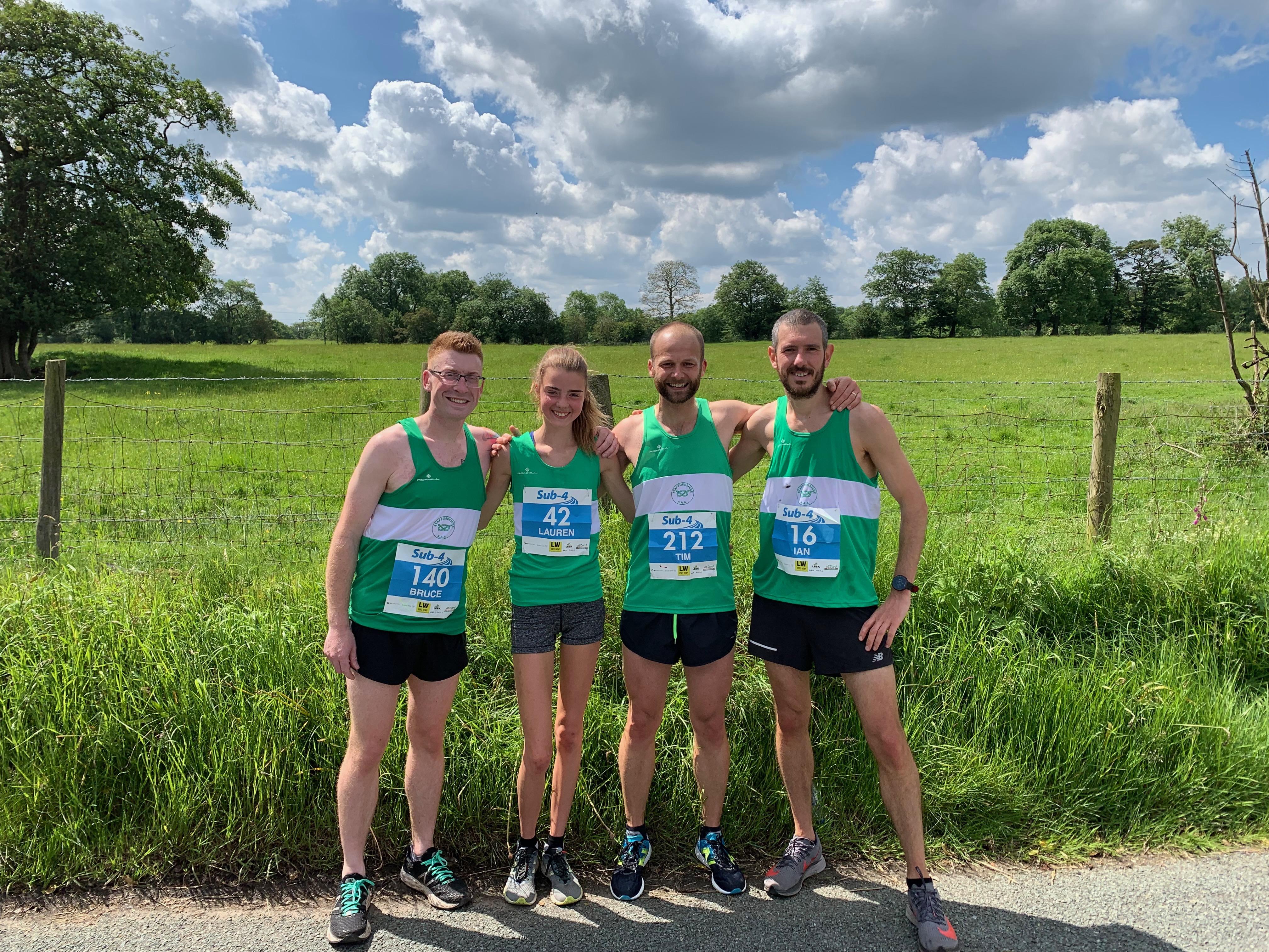 Meerbrook 15km – 22/6/2019