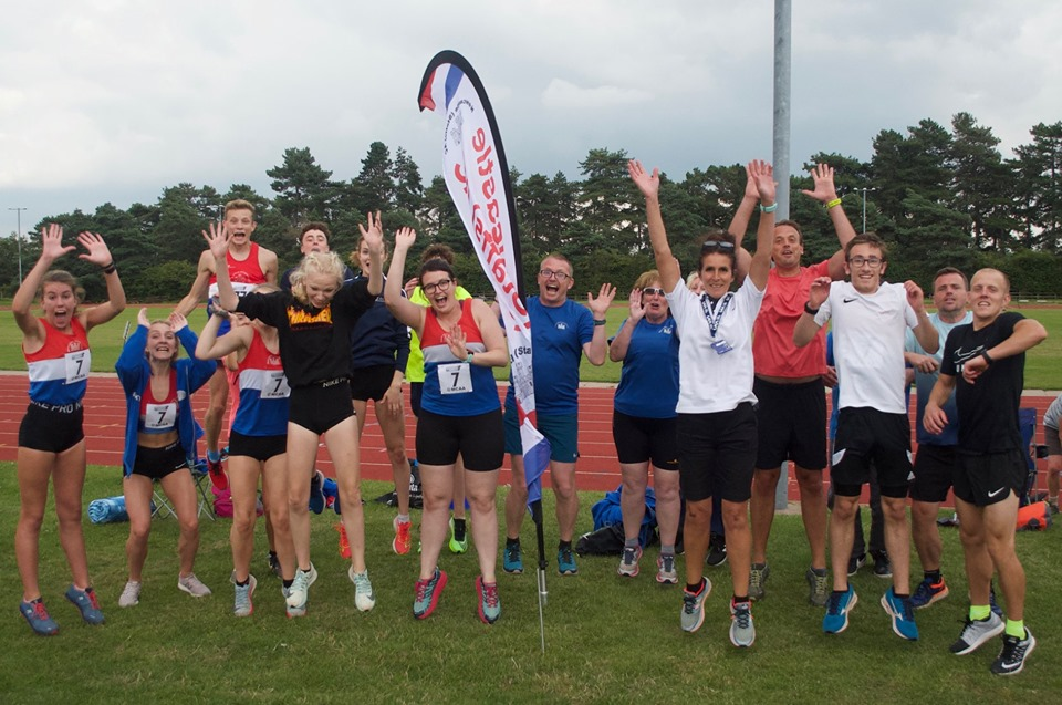 Midland Track and Field League Fixture 4 – 4/8/2019