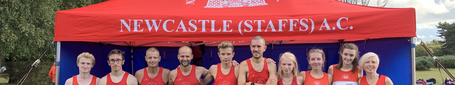 North Staffs Cross Country League Race 2 @ Stafford Common – 26/10/2019