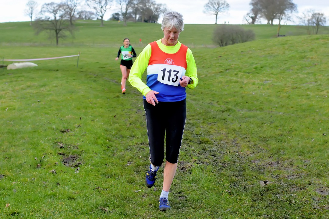 Staffordshire Cross Country Championships 4/1/2020