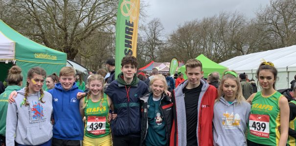 English Schools Cross Country Championships @ Liverpool 14/3/2020