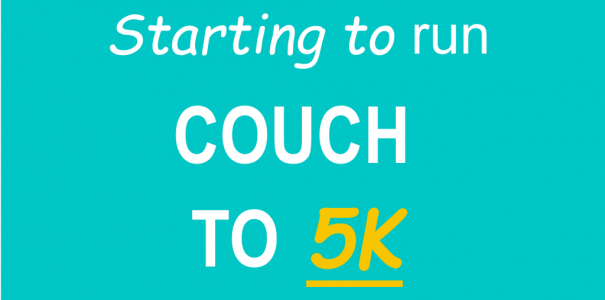 Next Couch 2 5k course starts 7th October 2020