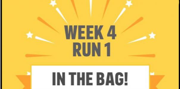 C25k Week 4 🔴⚪️🔵