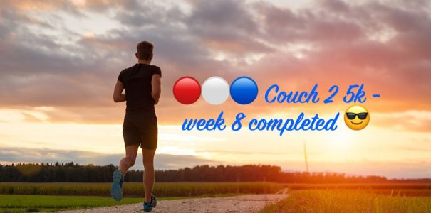 Couch 2 5k – Week 8