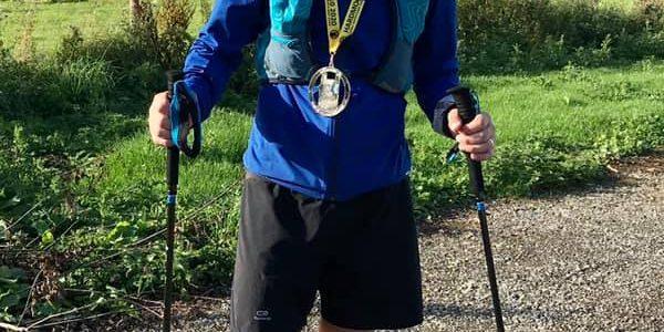 Dan Conquers Hardmoors 110 Mile Ultra