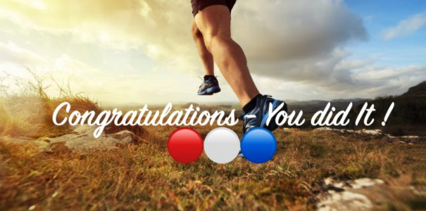 C25k – Finishers!