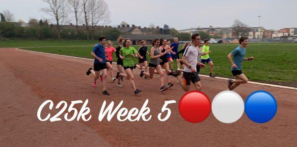 C25k Week 5 – 29/7/20