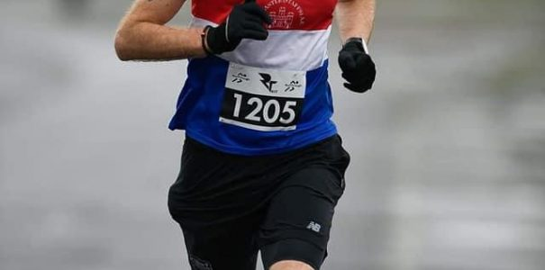 Podium for Craig at Race the Sun 10 Mile – 20th May 2021